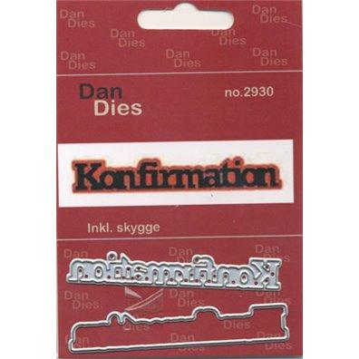 Dan Dies - Konfirmation med Skygge