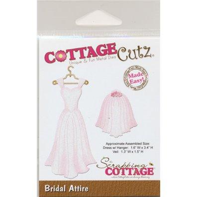 Cottage Cutz Dies - Bridal Attire