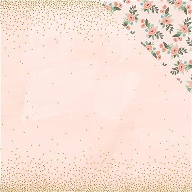 Bliss - Confetti mønsterpapir fra My Minds Eye