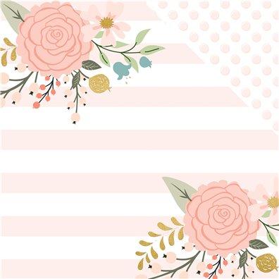 Bliss - Together mønsterpapir fra My Minds Eye