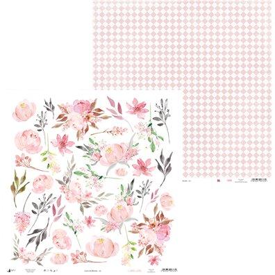 Love in Bloom - 07 - Mønsterpapir fra Piatek13