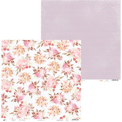 Love in Bloom - 05 - Mønsterpapir fra Piatek13