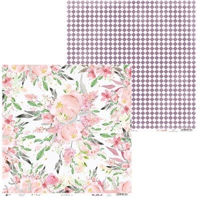 Love in Bloom - 04 - Mønsterpapir fra Piatek13