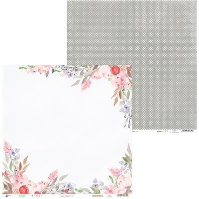 Love in Bloom - 02 - Mønsterpapir fra Piatek13