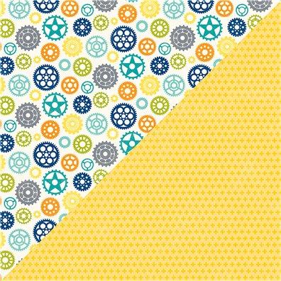 2 Cool For School - Way Cool mønsterpapir fra Jillibean Soup