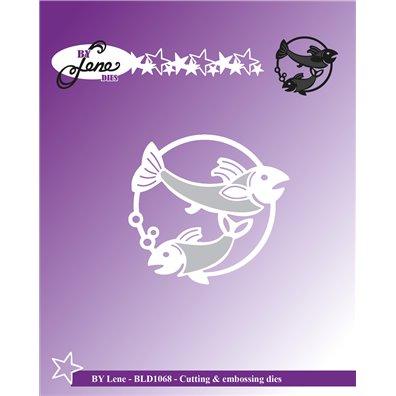 By Lene Dies - The Two Fish - Fisken