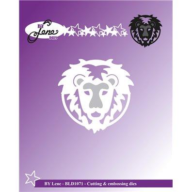 By Lene Dies - The Lion - Løven