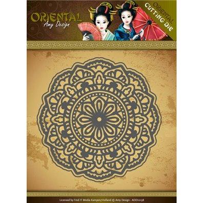Amy Design Dies - Oriental - Mandala