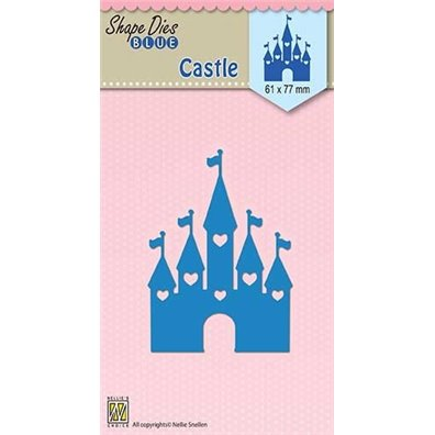 Nellie Snellen Shape Dies - Castle