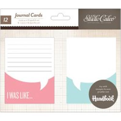 Studio Calico Handbook Journaling kort