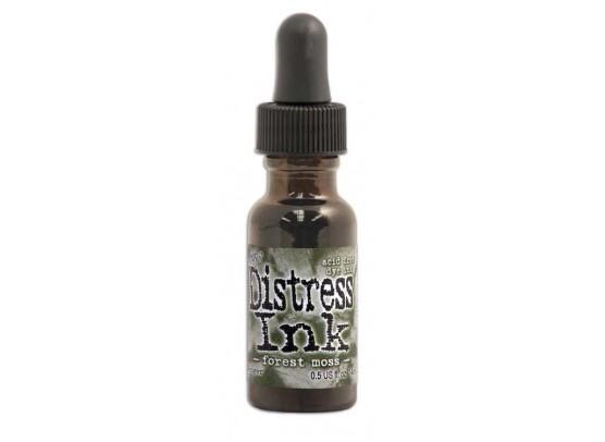 Distress Ink Refill - Forest Moss