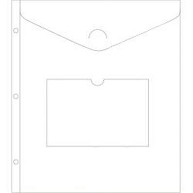 PL - Envelope Page – 8.5x11 (Pack of 3)