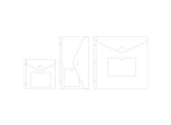 PL - Envelope Pages - Variety Pack - 3 Pack