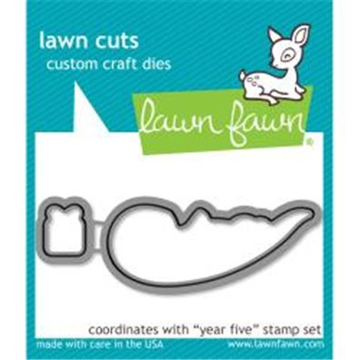 Lawn Fawn Year Five Die