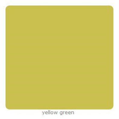 Silhouette Adhesive Cardstock - Yellow Green