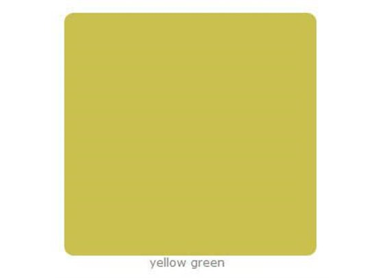 Silhouette Adhesive Cardstock - Yellow Green