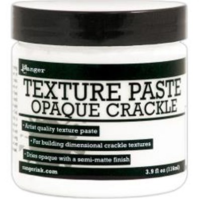 Ranger - Texture Paste opaque crackle