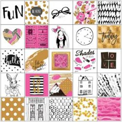 BEAUTY FAS-PRIMA PLANNER STICKR