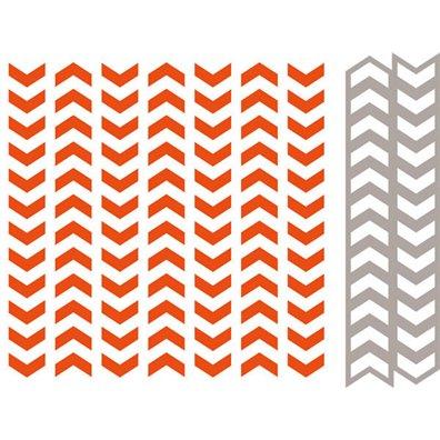 Marianne Design Embossing folder og Dies - Tyre Tracks Chevron