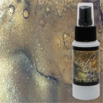 """Lindy's Stamp Gang - Moon Shadow Mist """"Silhouette Silver"""""""