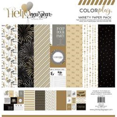 Colorplay Hello New Year Variety Pack