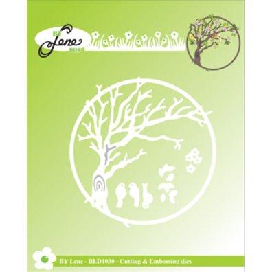 By Lene Dies - Spring Tree