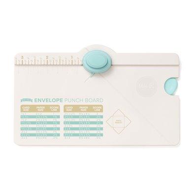Mini Envelope Punch Board