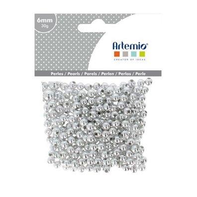 Artemio Perler - 6mm Sølv