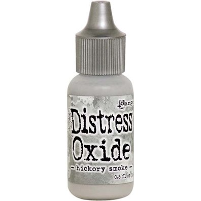 Distress Oxide Reinker - Hickory Smoke
