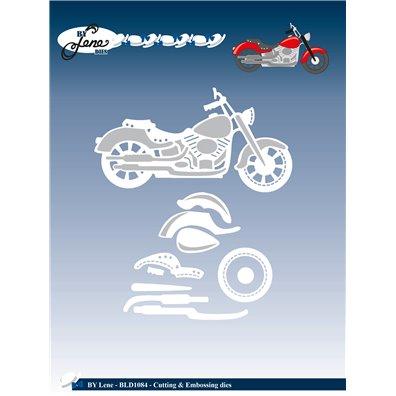By Lene Dies - Motorcycle