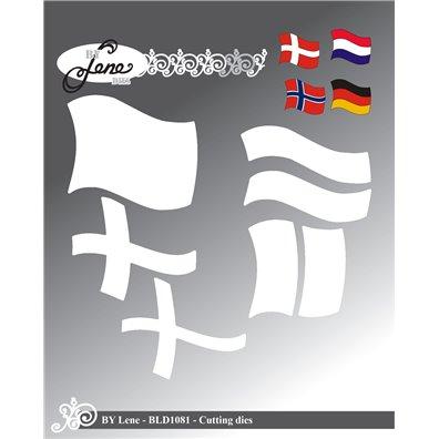 By Lene Dies - Large Flag