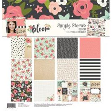 Simple Stories Bloom Collection kit