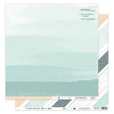 Soft & Green - 8 - Mønsterpapir fra Florileges Design