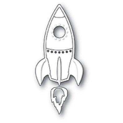 Memory Box Dies - Roaring Rocket
