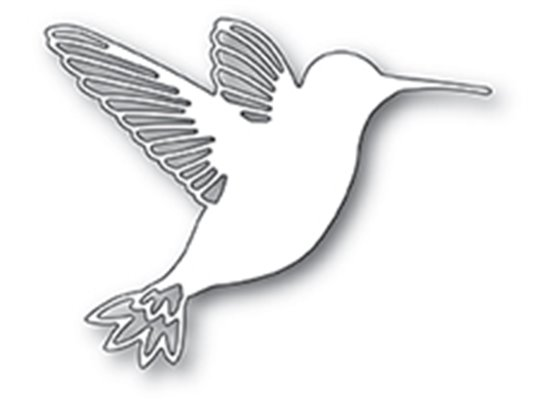 Memory Box Dies - Marvelous Hummingbird