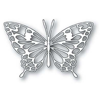 Memory Box Dies - Adora Butterfly