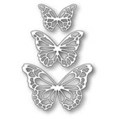 Memory Box Dies - Potenza Butterfly Trio