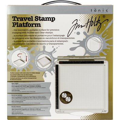 Tim Holtz Travel Stamp Platform