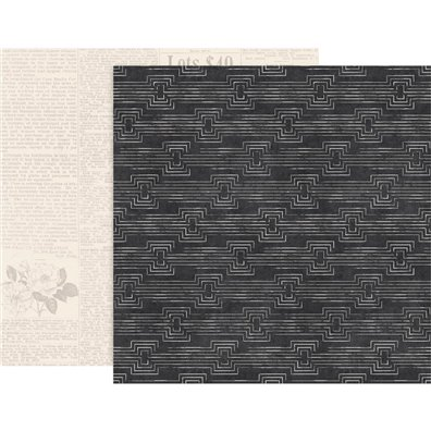 Auburn Lane - 04 - Mønsterpapir fra Pink Paislee