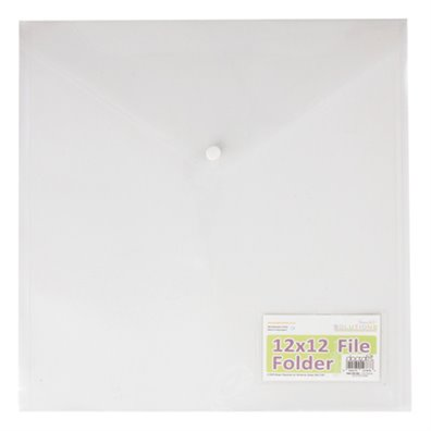 Papermania 12x12 File Folder