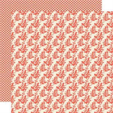 Lily Bee Design Pinwheel Mønsterpapir Cherry Blossom