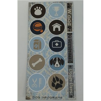 Riddersholm Design Dog Infograms 2