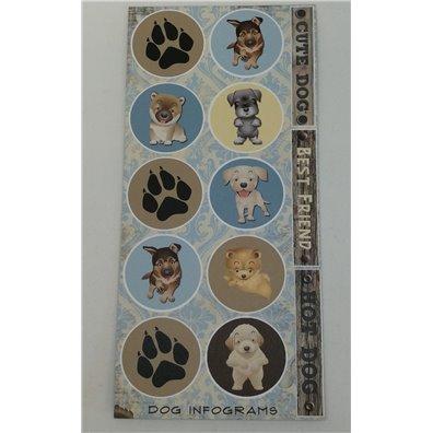 Riddersholm Design Dog Infograms 1