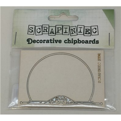 Scrapiniec Chipboard - Kuppel