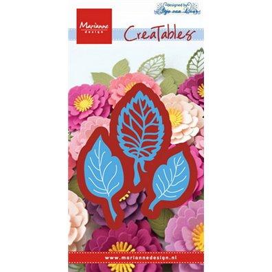 Marianne Design Dies - Anja's Leaf Set