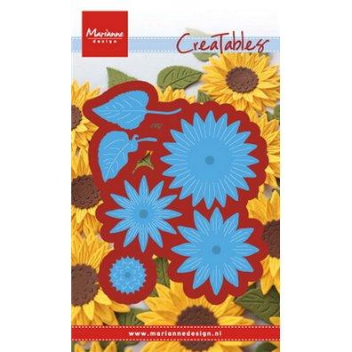 Marianne Design Dies - Sunflower