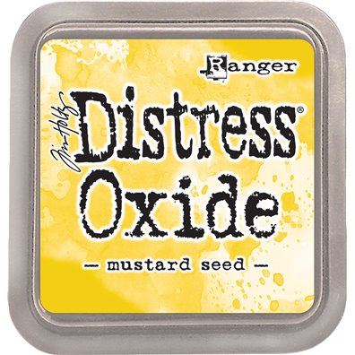 Distress Oxide - Mustard Seed