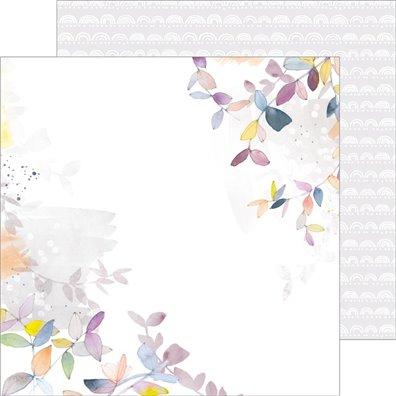 Indigo Hills 2 - Mesa - Mønsterpapir fra Pinkfresh Studio