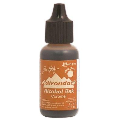 Adirondack Alcohol Ink - Earthtones - Caramel