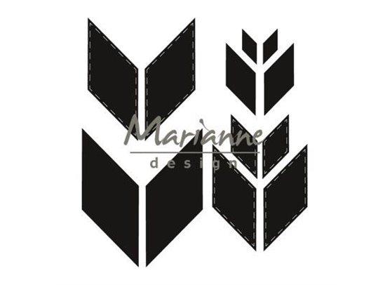 Marianne Design Dies - Nordic Star